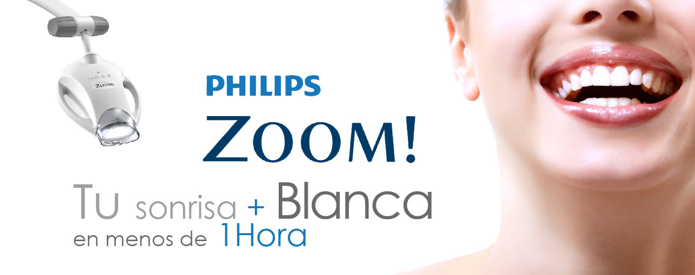 Cómodo, rápido y fácil así es Philips Zoom